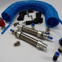 Conexão mangueira pneumática