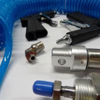 Conexões pneumáticas metálicas