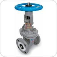 Válvula industrial para água